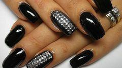 Нарощенные ногти, модные в 2014 году