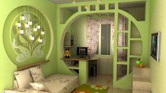 Зонирование комнаты – эффективный дизайнерский прием