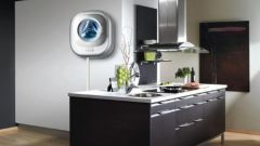 Настенная стиральная машина: преимущества