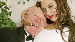 Разница в возрасте влияет на отношения по расчёту
