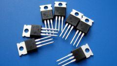Какой принцип работы транзистора