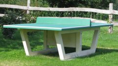 Теннисный стол для улицы - прекрасное развлечение
