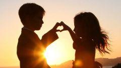 Чем отличается детская любовь от взрослой