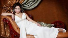 Греческие свадебные платья: правила выбора