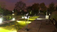 Какие лампы выбрать для освещения дачного участка