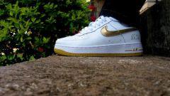 Кожаные кроссовки Nike: правила ухода
