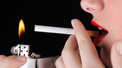 Как определить характер по манере курения