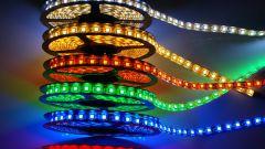 В чем плюсы светодиодной ленты