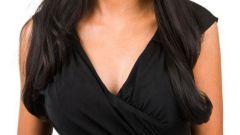 Как сделать маленькую грудь визуально больше