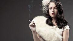 Как появилась первая сигарета
