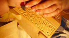 How to learn wood carving