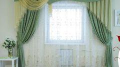 Как красиво оформить окно с помощью штор
