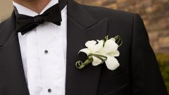 Наряд жениха на свадьбе