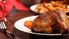Как разделать курицу