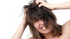 Как уменьшить зуд кожи головы