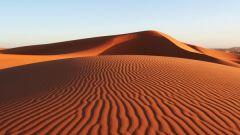 Как появились пустыни