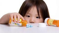 Что делать, если ребенок съел таблетки