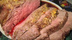 Как приготовить мясо в рукаве