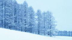 Что такое снегопад как явление природы