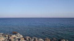 Море как естественный природный комплекс