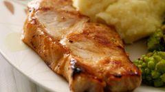 Свинина по-французски в духовке: рецепт приготовления