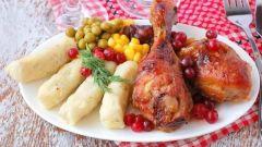 Какие блюда из окорочков приготовить к празднику