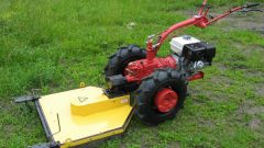 How to choose a manual mower