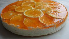 How to Tagliavini the fruit on the cake
