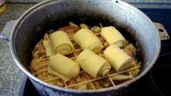 Как правильно готовить штрудли