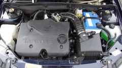 What distinguishes the 8-valve engine 16-valve
