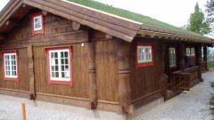 Можно ли строить дом, укладывая брус вертикально
