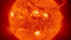 Каково строение солнца