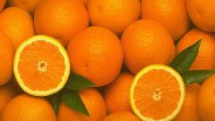 How to cook a compote of oranges