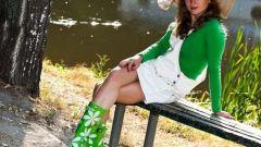 Как выбрать хорошую резиновую обувь