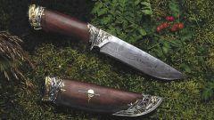 Какая сталь лучше подойдет для охотничего ножа