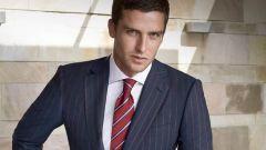Каким должен быть деловой мужской костюм
