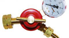 Газовый редуктор: устройство и принцип действия