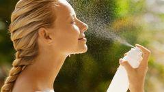 Можно ли взять с собой в самолет термальную воду для лица