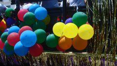 Конкурсы и эстафеты с воздушными шарами