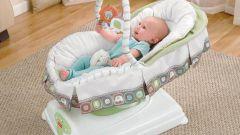 Как выбрать качалку-люльку для новорожденного