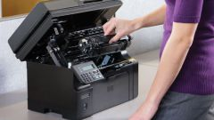 Принципы работы лазерного принтера