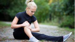 Что делать при разрыве связок коленного сустава