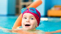 Польза плавания для детей