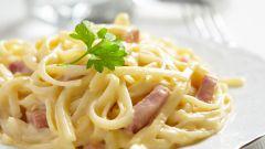 Секреты приготовления итальянской пасты карбонара