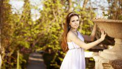 Выбираем платье невесты в греческом стиле