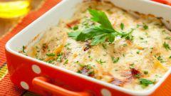 Как готовить картофельную запеканку с фаршем
