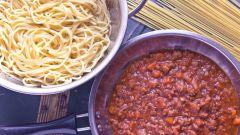 Как приготовить соус болоньез