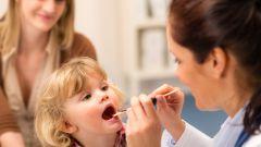 Народная медицина в педиатрии: лечение горла