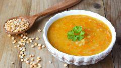Рецепт вкусного горохового супа с рулькой