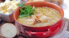 Рецепты блюд французской кухни: луковый суп